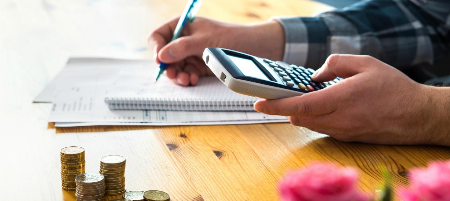 Budget Planner template 2018
