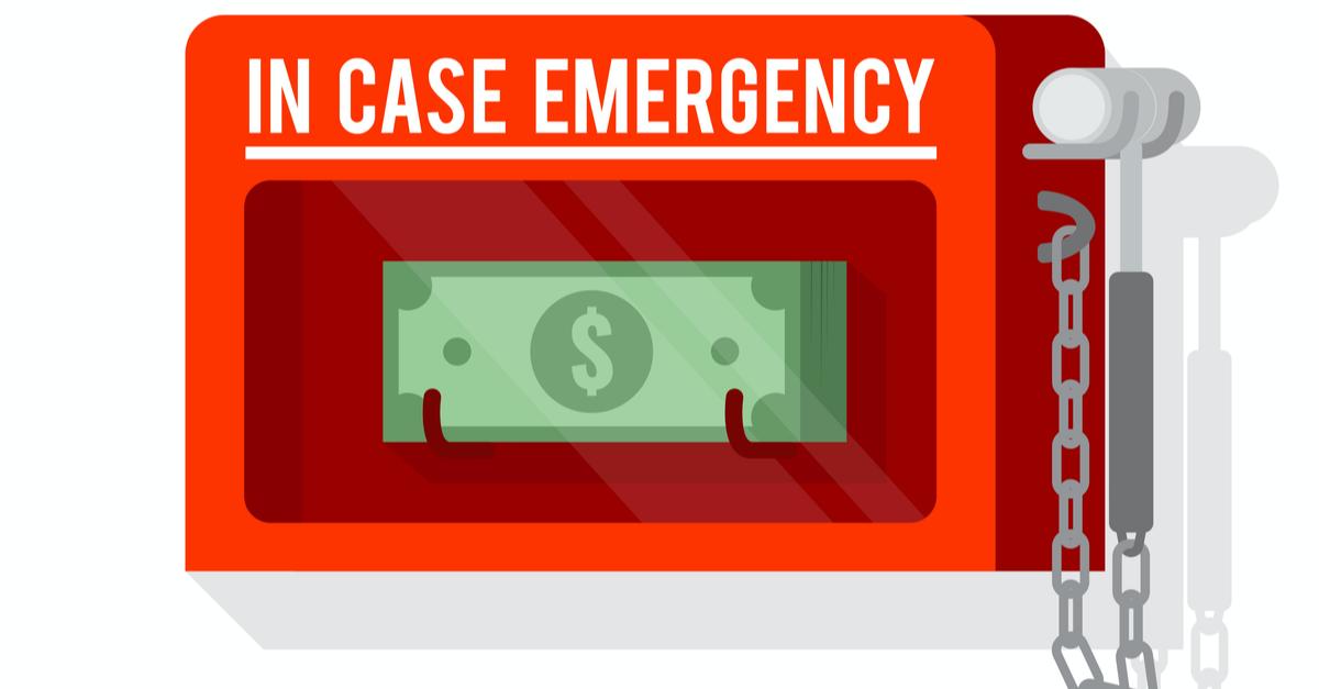 Emergency Fund - cash in your portfolio