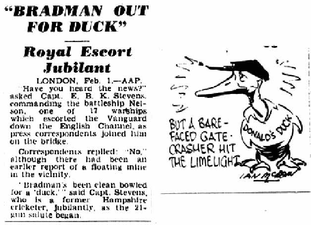 Investing lessons from Sir Bradman's Ducks