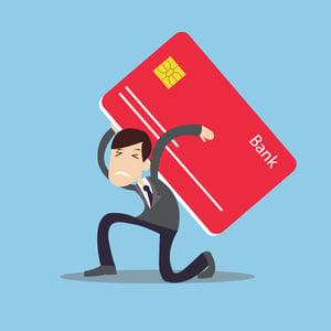 Credit card Debt in UAE