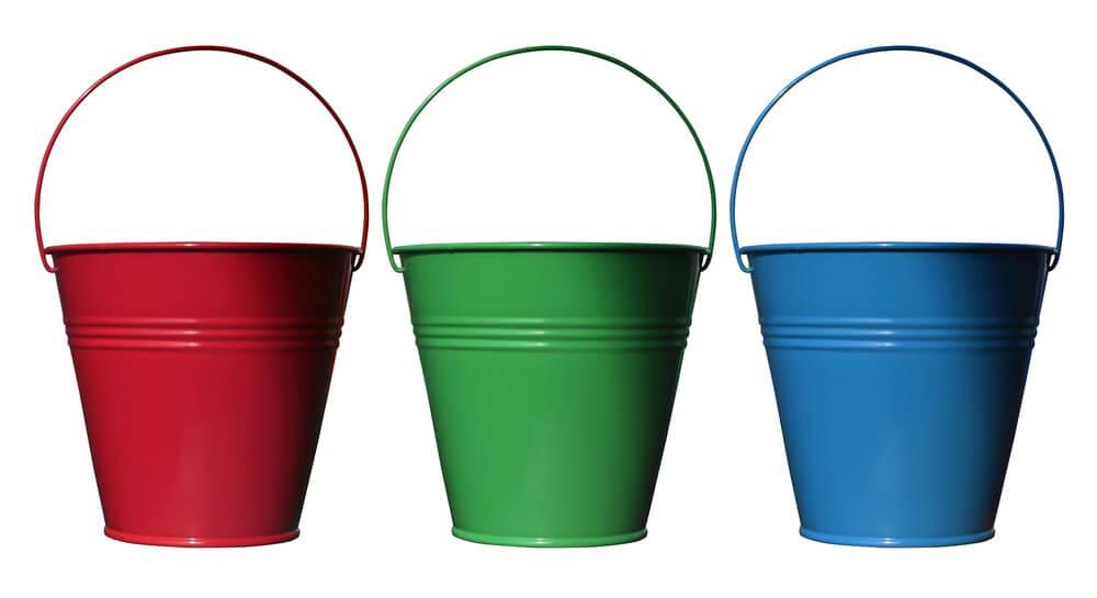 3-Buckets