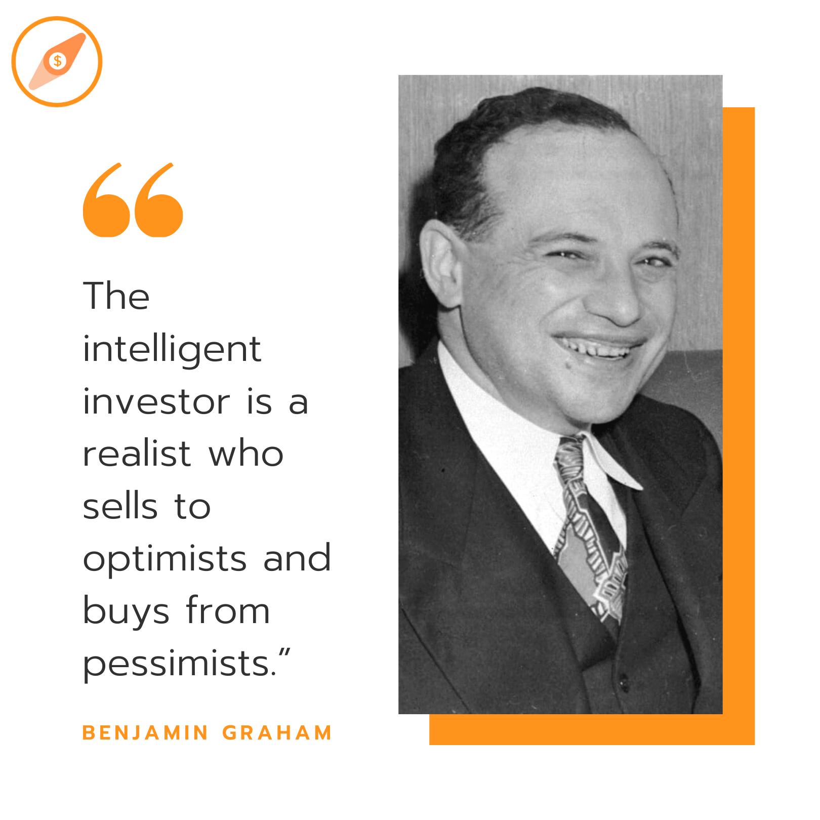 Benjamin Graham Quotes